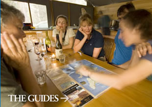 The Maria Island Walk guides
